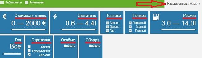 Прокат авто в Петроваце, низкие цены - от 10 евро